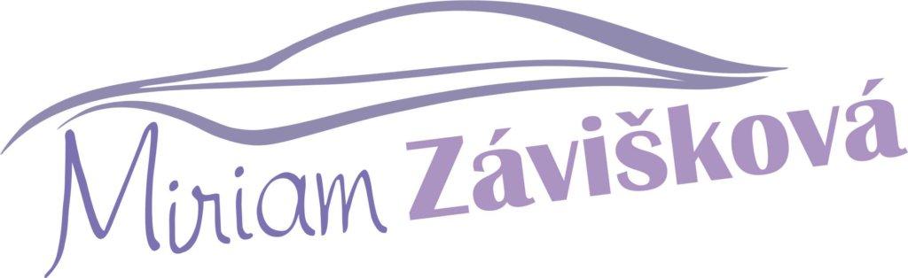Miriam Závišková - tvorba loga