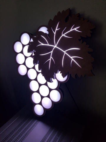 LED Hrozen